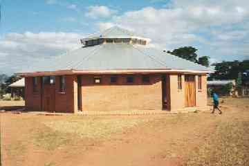 New chapel at the Deaf School