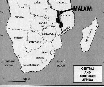 Where Is Malawi - Where is malawi
